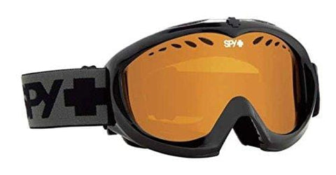 Spy Optic Targa Mini Snow Goggles, Black, Persimmon Lens
