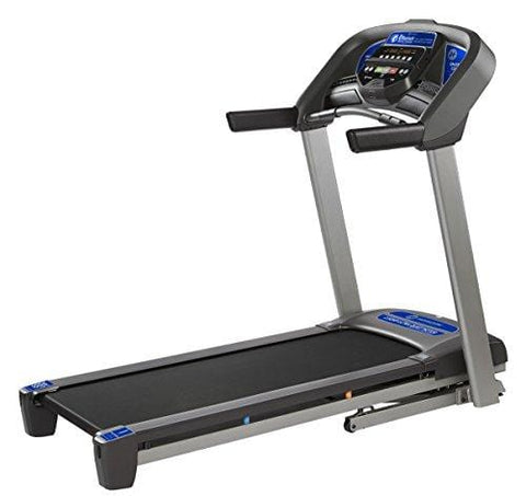 Horizon Fitness T101-05 Folding Treadmill, Black