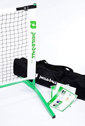 3.0 Portable Pickleball Net System (Set Includes Metal Frame and Net in Carry Bag) | Durable and Easy to Assemble (Renewed) [product _type] Pickle-Ball - Ultra Pickleball - The Pickleball Paddle MegaStore