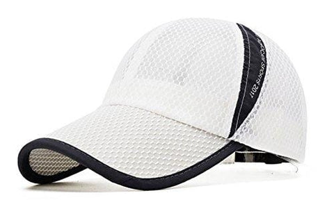 ELLEWIN Unisex Breathable Quick Dry Mesh Baseball Cap Beach Cap [product _type] ELLEWIN - Ultra Pickleball - The Pickleball Paddle MegaStore