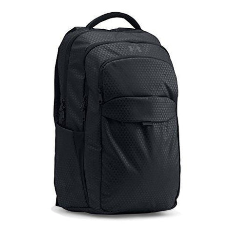 Under Armour Women's On Balance Backpack,Black /Black, One Size