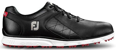FootJoy Men's Pro/SL-Previous Season Style Golf Shoes Black 11 M US [product _type] FootJoy - Ultra Pickleball - The Pickleball Paddle MegaStore