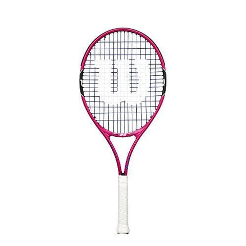 Wilson Junior Burn 21 Tennis Racquet, Pink