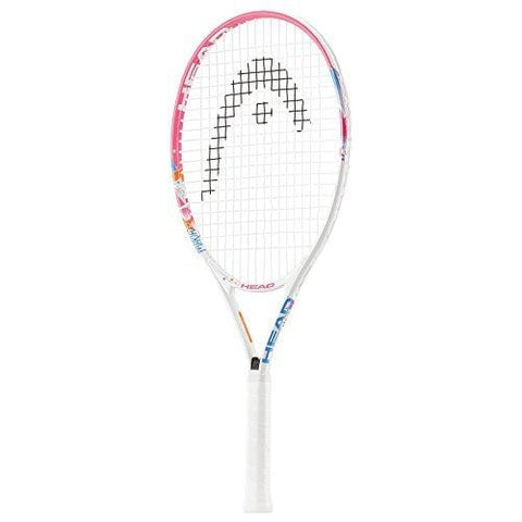 HEAD Maria 25 Junior Tennis Racquet (White/Pink)