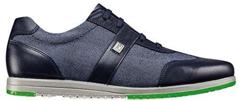 FootJoy Ladies Spikeless Casual Collection Golf Shoes Midnight/Denim 7.5 Medium [product _type] FootJoy - Ultra Pickleball - The Pickleball Paddle MegaStore