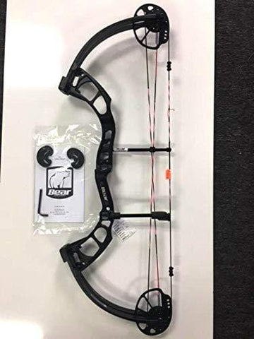 Bear Archery 2018 Cruzer Legend 5-70LB. Right Hand Pink String