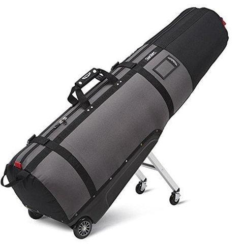 Sun Mountain Clubglider Journey Wheeled Travel Covers Black/Grey