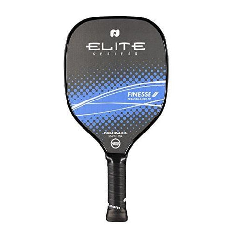 Pickle-Ball, Inc. Elite Pickleball Paddle (Power, Finesse, Skill) (Finesse II - Blue) [product _type] Pickle-Ball - Ultra Pickleball - The Pickleball Paddle MegaStore