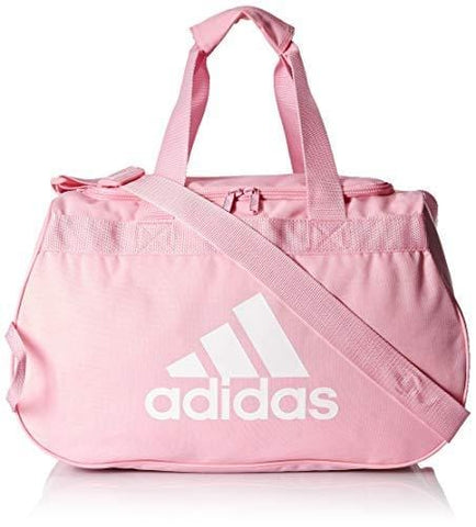 adidas Diablo Duffel Bag, True Pink, One Size