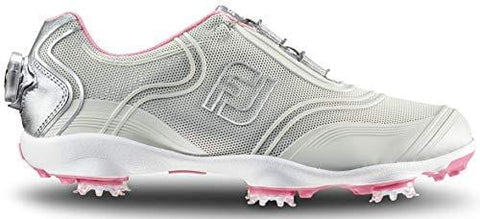 FootJoy Women's FJASPIRE BOA-Previous Season Style Golf Shoes Grey 7.5 M, Light US [product _type] FootJoy - Ultra Pickleball - The Pickleball Paddle MegaStore
