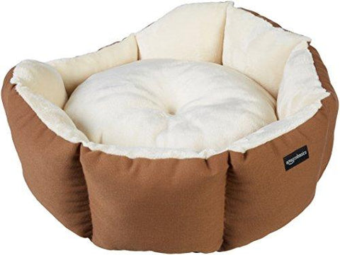 AmazonBasics Octagon Pet Bed