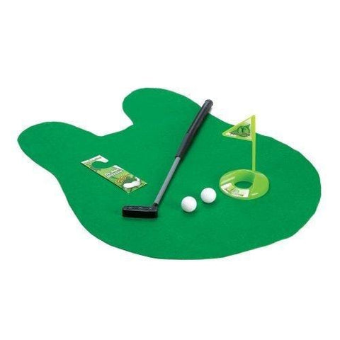 Total Vision Table Games Potty Golfing - The Golfer's Gag Gift