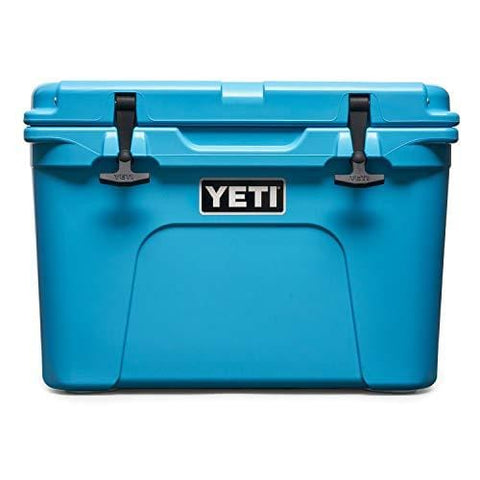 YETI Tundra 35 Cooler, Reef Blue