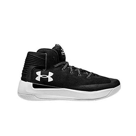 Under Armour Men's UA SC 3Zero Black/White/White 10 D US