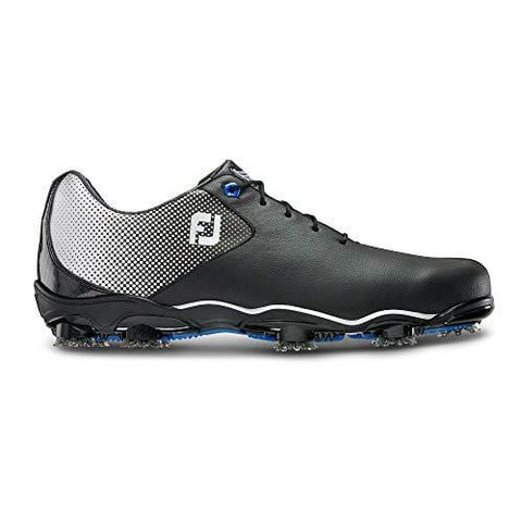 FootJoy Men's D.N.A. Helix-Previous Season Style Golf Shoes Black 8.5 M US [product _type] FootJoy - Ultra Pickleball - The Pickleball Paddle MegaStore