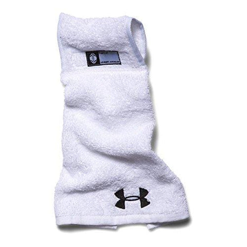 Under Armour Men's Undeniable Player Towel, White/White, One Size