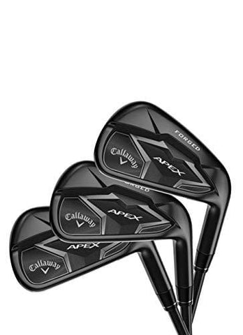 Callaway Golf 2019 Apex Smoke (Set of 5 Clubs: 6-9, PW, Right Hand, Graphite, Light Flex) [product _type] Callaway - Ultra Pickleball - The Pickleball Paddle MegaStore