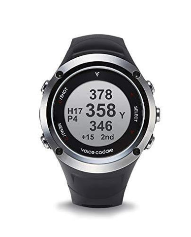 VOICE CADDIE G2_Watch G2 Hybrid Golf GPS Watch with Slope, 2X