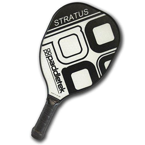 Paddletek Stratus Pickleball Paddle, Black