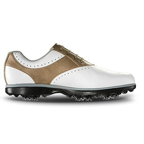 FootJoy Women's Emerge-Previous Season Style Golf Shoes White 10 M Taupe, US [product _type] FootJoy - Ultra Pickleball - The Pickleball Paddle MegaStore
