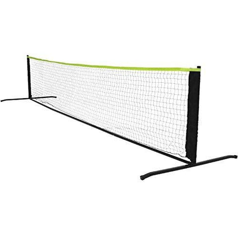 Sunnydaze Portable Pickleball Net, Includes Stand, 12-Foot