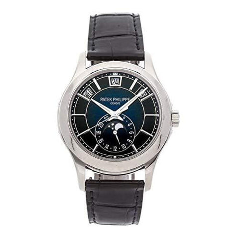 Patek Philippe Complications Mechanical (Automatic) Black Dial Mens Watch 5205G-013 (Certified Pre-Owned)