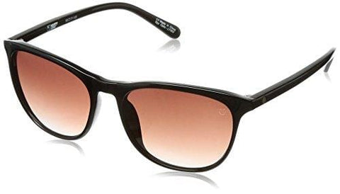 Spy Optic Cameo Wrap Sunglasses, Black/Happy Merlot Fade, 1.5 mm
