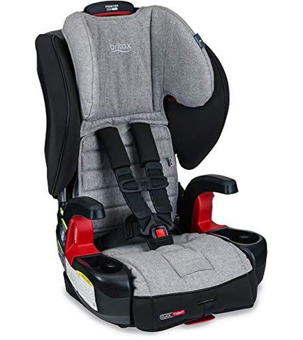 Britax Frontier ClickTight Harness Booster Car Seat, Nanotex (Moisture, Odor, and Stain Resistant Fabric)