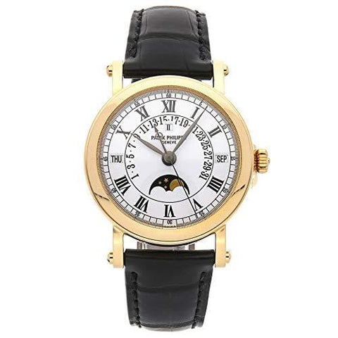 Patek Philippe Grand Complications Mechanical (Automatic) White Dial Mens Watch 5059J-001 (Certified Pre-Owned)