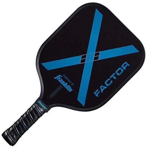Franklin Sports Pickleball Paddle - Nomex Core - X-Factor - USAPA Approved