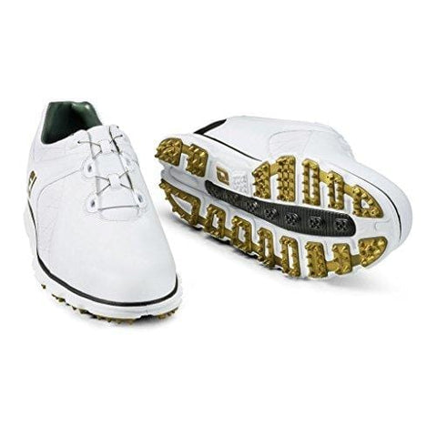 FootJoy Men's Pro/SL Boa-Previous Season Style Golf Shoes White 11 M US [product _type] FootJoy - Ultra Pickleball - The Pickleball Paddle MegaStore