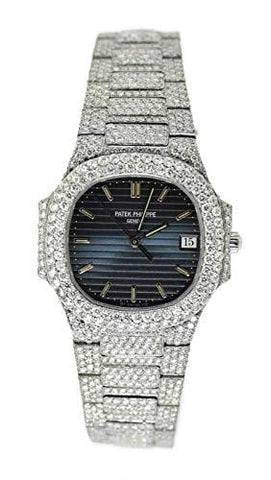 Patek Philippe Nautilus Automatic-self-Wind Female Watch 3900 (Certified Pre-Owned)