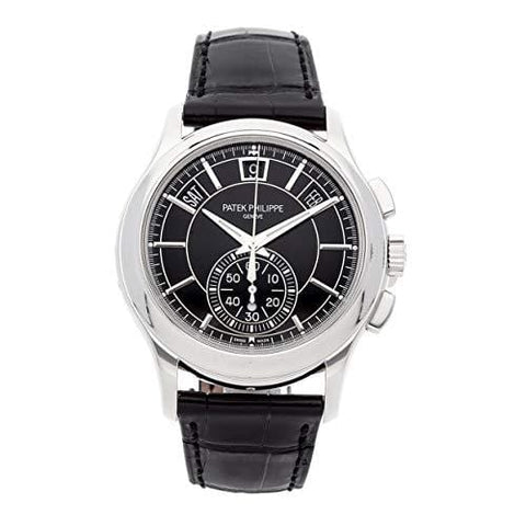Patek Philippe Complications Mechanical (Automatic) Black Dial Mens Watch 5905P-010 (Certified Pre-Owned)