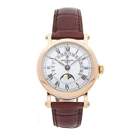 Patek Philippe Grand Complications Mechanical (Automatic) White Dial Mens Watch 5059R-001 (Certified Pre-Owned)