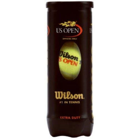 Wilson US Open Extra Duty Tennis Ball (Single Can)