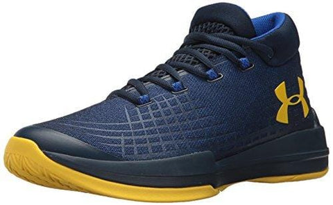 Under Armour Men's NXT Basketball Shoe, Team Royal (400)/Academy, 10