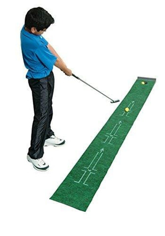 "THE ACCELERATOR 72403092354 Tough Putting Teacher Golf Mat, 8.38"" Height, 8.88"" Width, 12.75"" Length"