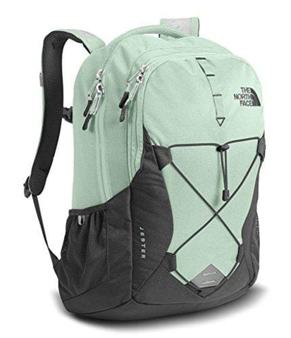"The North Face Women's Jester Laptop Backpack 15""- Sale Colors (Subtle Green)"