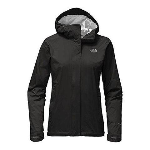 The North Face Women's Venture 2 Jacket TNF Black Large