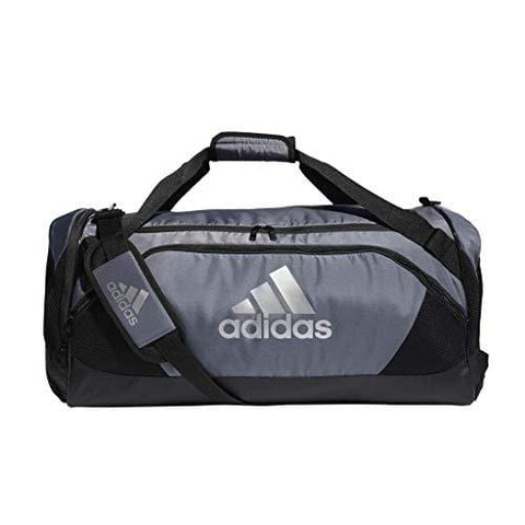 adidas Team Issue II Duffel Bag, Onix, One Size