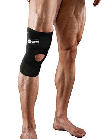3b7f9d42d0 Copper Compression Extra Support Knee Brace. Highest Copper Content  Guaranteed. Best Adjustable Copper Infused