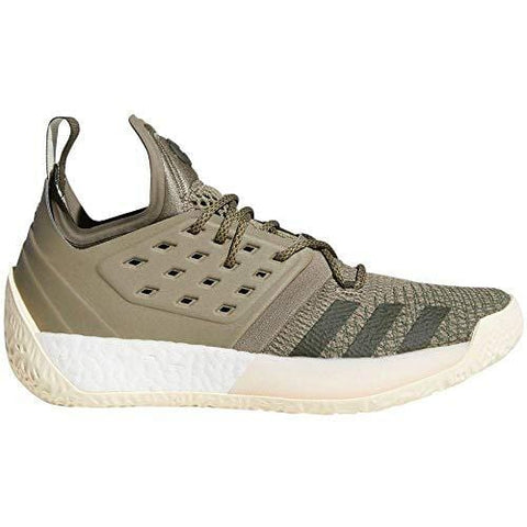 adidas Men's Harden Vol 2 Basketball Shoe Trace Cargo/Ecru Tint/Night Cargo Size 12 M US