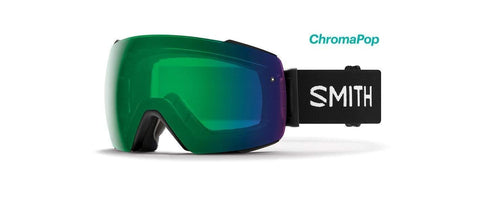Smith Optics I/O MAG Goggle Black/Chromapop Everyday Green Mirror/Chromapop Storm Rose Flash One Size