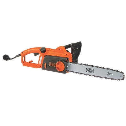 BLACK+DECKER Electric Chainsaw, 16-Inch, 12-Amp  (CS1216)