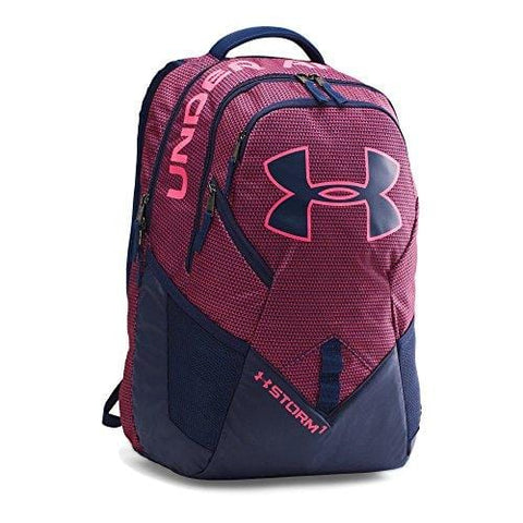 Under Armour Big Logo 4.0 Backpack, Pink Sky (602)/Pink Sky, One Size