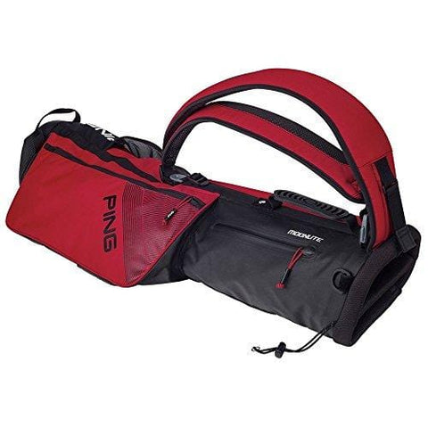 PING New MOONLITE Carry Bag RED