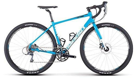 Diamondback Bicycles Women's Haanjenn Tero All Road Bike, Blue, 56cm/Large