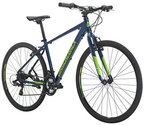 "Diamondback Bicycles Trace St Dual Sport Bike Large/20 Frame, Blue, 20""/ Large"