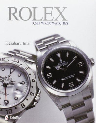 Rolex: 3,621 Wristwatches