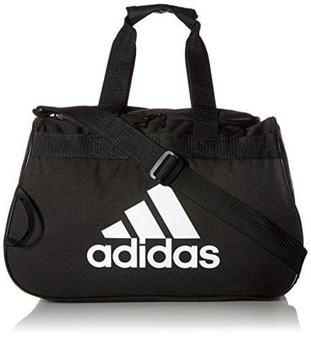 adidas Diablo Duffel Bag-Black, One Size